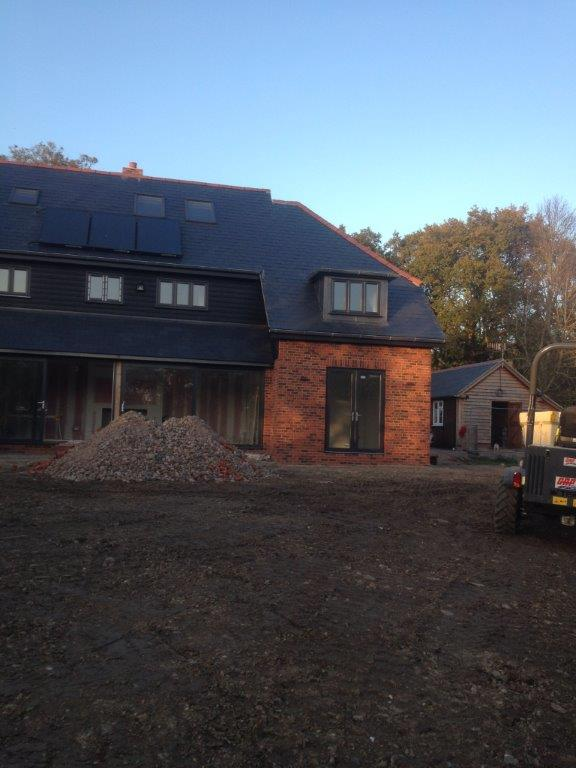 Wootton New Build Isle Of Wight